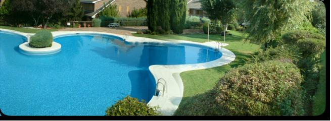 Dise o y mantenimiento de jardines y sistemas de riego en for Piscinas diferentes en madrid